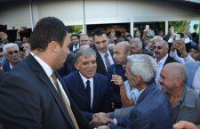 Abdullah Gül ile Urfa'da iki gün