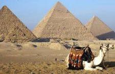 Mısır'daki piramitler ve seçime giren suçlular